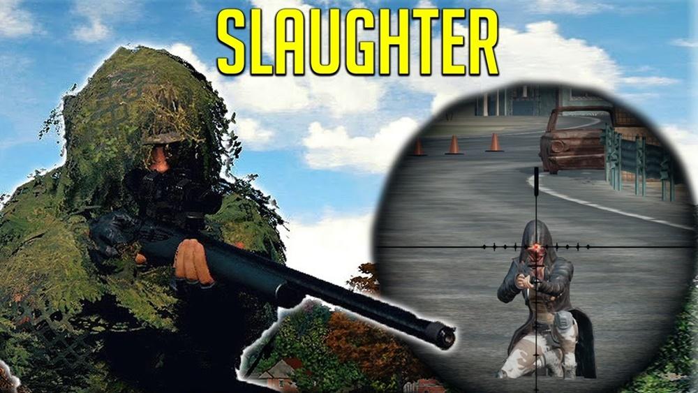 sniper battlegrounds